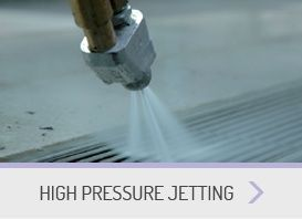 High Pressure Jetting